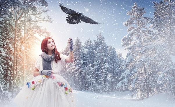 Operan Snödrottningen