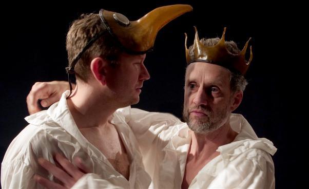 Burby och Kempe ur Esther och tigerhjärtat Shakeapeare